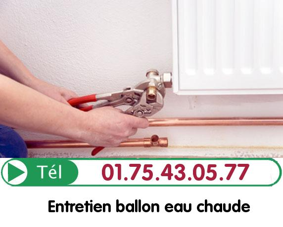 Ballon eau Chaude Crosne 91560