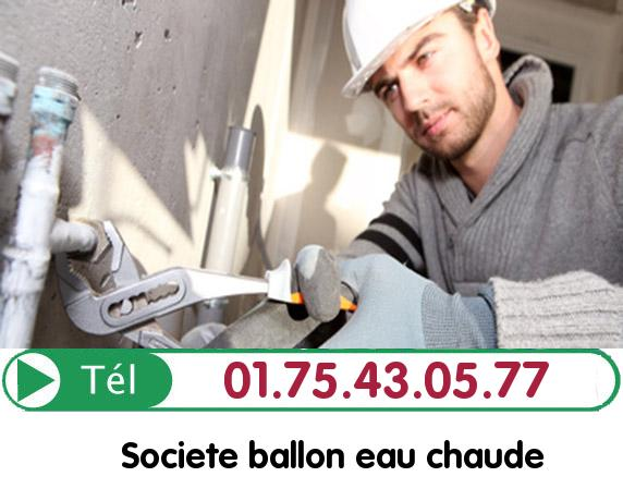 Ballon eau Chaude Egly 91520