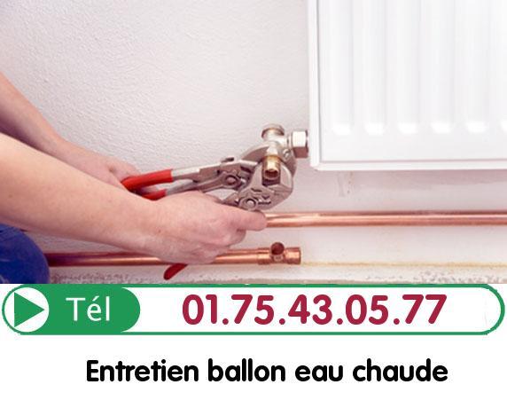 Ballon eau Chaude Gif sur Yvette 91190