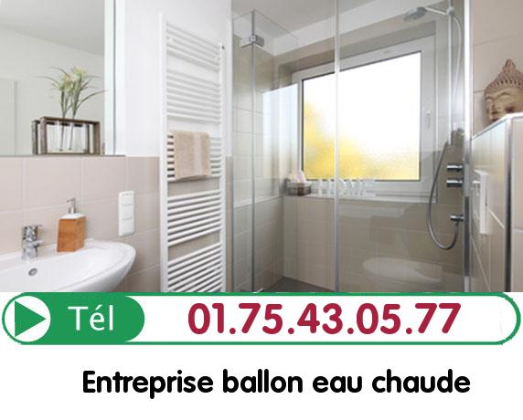 Ballon eau Chaude Marolles en Hurepoix 91630