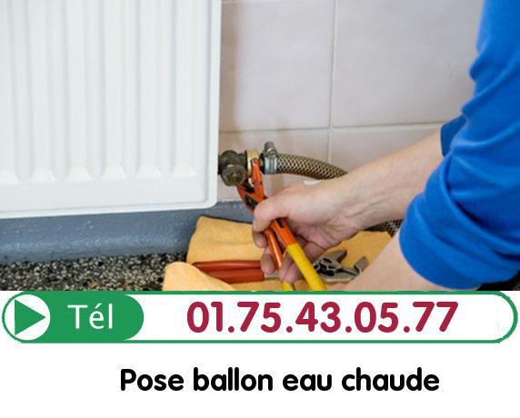 Ballon eau Chaude Massy 91300