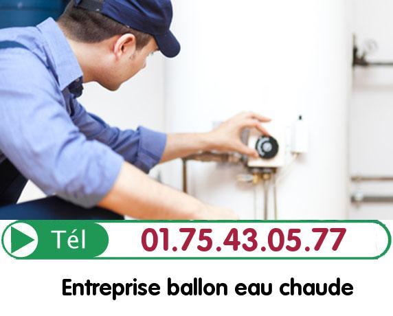 Ballon eau Chaude Morangis 91420