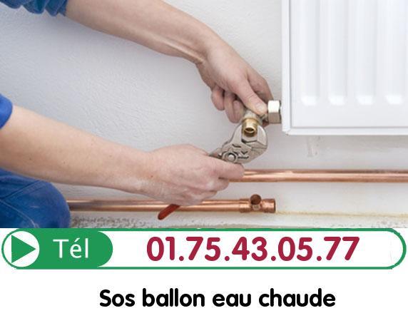Ballon eau Chaude Paray Vieille Poste 91550