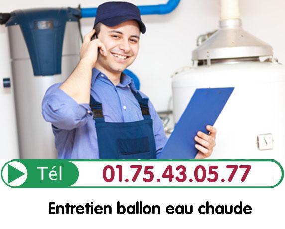 Ballon eau Chaude Paris 10