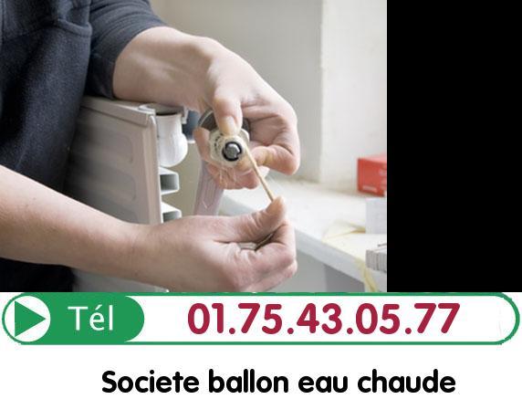 Ballon eau Chaude Paris 12