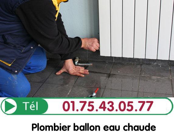 Ballon eau Chaude Paris 13