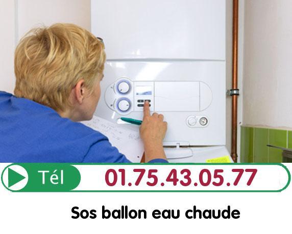 Ballon eau Chaude Paris 14