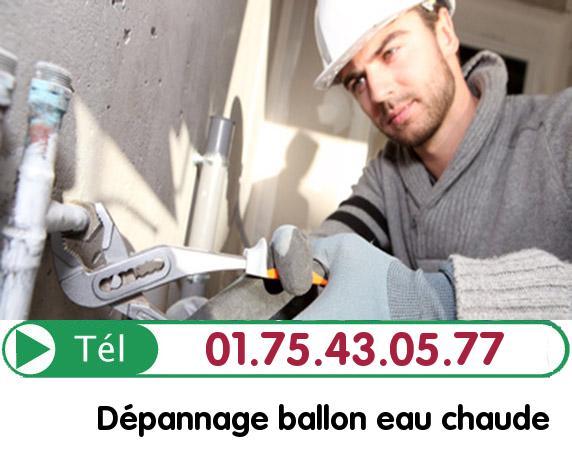 Ballon eau Chaude Paris 16
