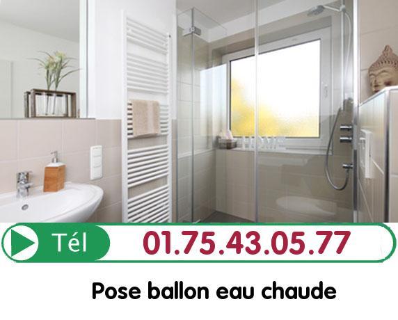 Ballon eau Chaude Paris 17