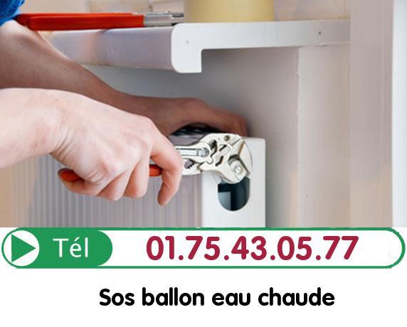 Ballon eau Chaude Paris 2