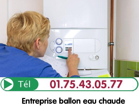 Ballon eau Chaude Paris 4