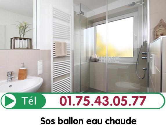 Ballon eau Chaude Paris 5