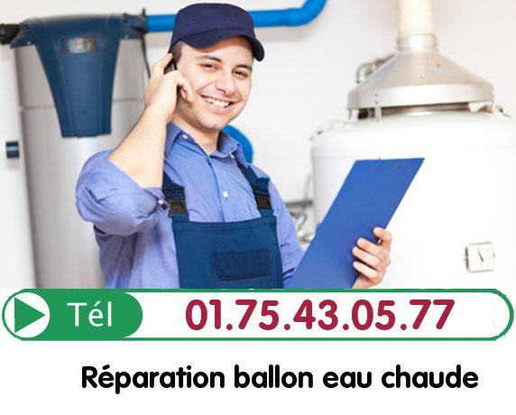 Ballon eau Chaude Paris 6