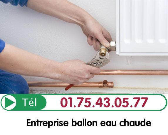 Ballon eau Chaude Quincy sous Senart 91480