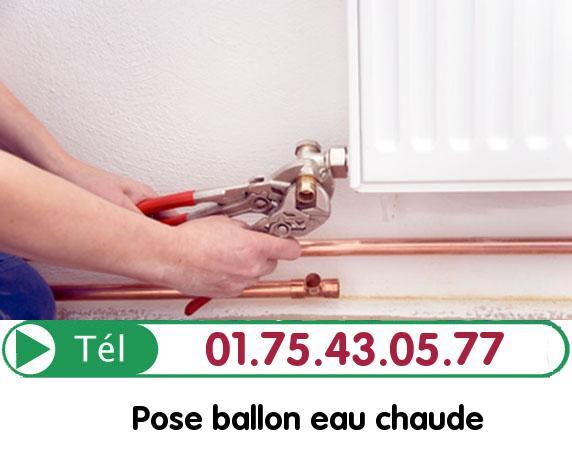 Ballon eau Chaude Saint Germain les Corbeil 91250