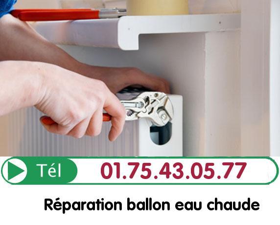 Ballon eau Chaude Saint Pierre du Perray 91280
