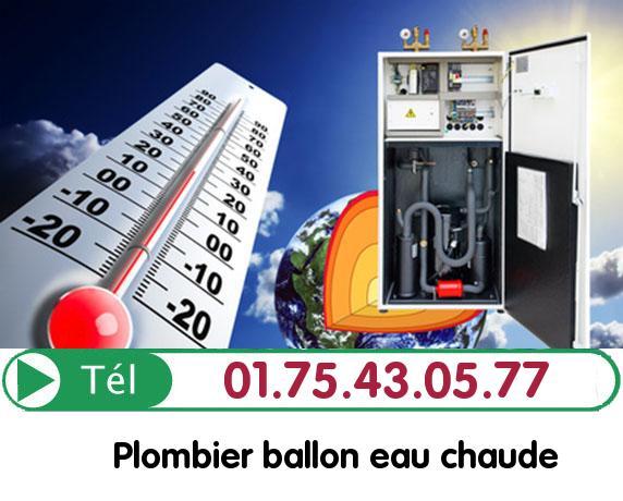 Ballon eau Chaude Seine-et-Marne