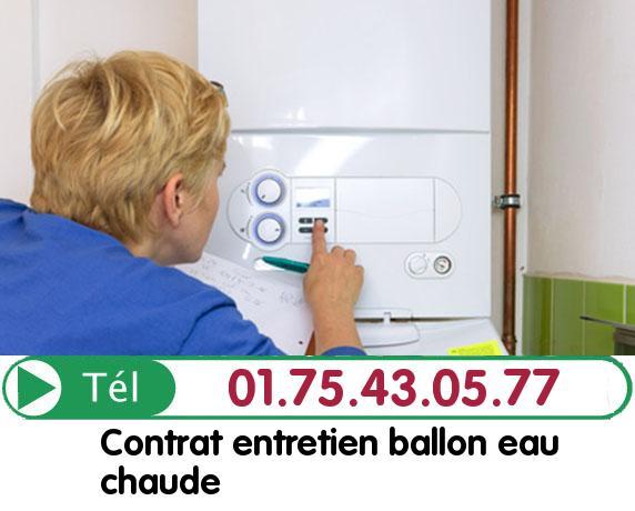 Ballon eau Chaude Seine-Saint-Denis