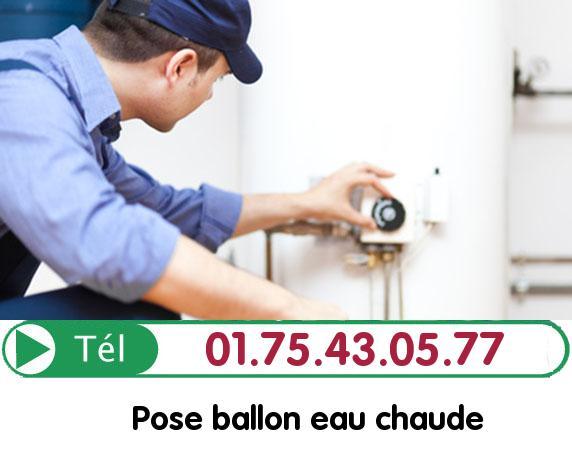 Ballon eau Chaude Val-d'Oise