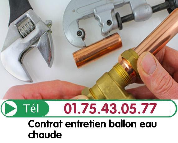 Ballon eau Chaude Val-de-Marne