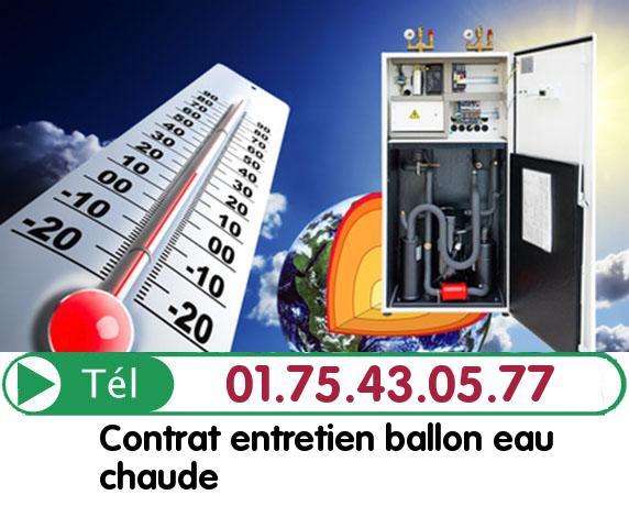 Ballon eau Chaude Villabe 91100