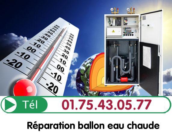 Ballon eau Chaude Yvelines