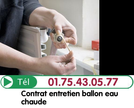 Depannage Ballon eau Chaude Liancourt 60140