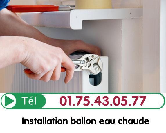Depannage Ballon eau Chaude Paris 14