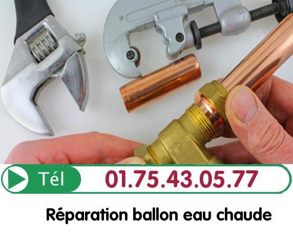 Depannage Ballon eau Chaude Paris 19