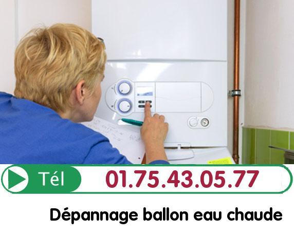 Depannage Ballon eau Chaude Paris 3