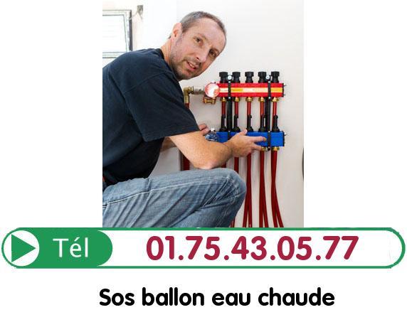 Depannage Ballon eau Chaude Paris 5