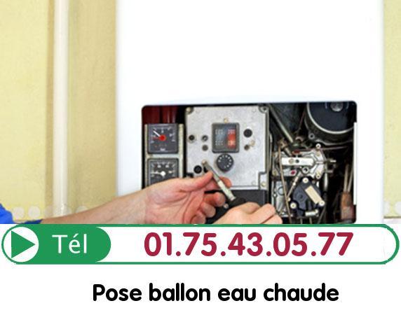 Depannage Ballon eau Chaude Saint Just en Chaussee 60130
