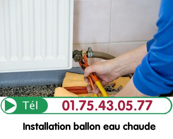 Depannage Ballon eau Chaude Seine-Saint-Denis