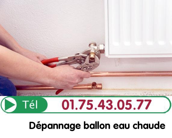 Réparateur Ballon eau Chaude Paris 16
