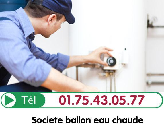 Réparateur Ballon eau Chaude Paris 19