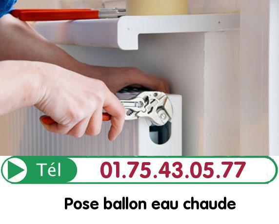 Réparation Ballon eau Chaude Paris 13
