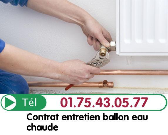 Réparation Ballon eau Chaude Villemoisson sur Orge 91360